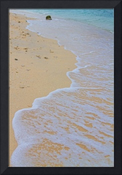 Beach Water Curves