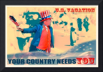 Travel Posters - Your Country Needs You