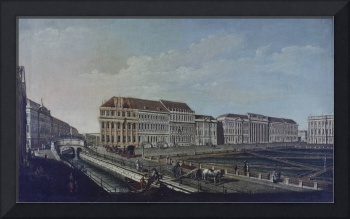 The Post Office in Potsdam, 1784