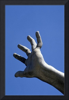 Hand Detail, Rome (Italy)