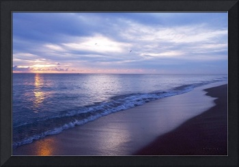 Dawn of a New Day Juno Beach Florida Seascape C4