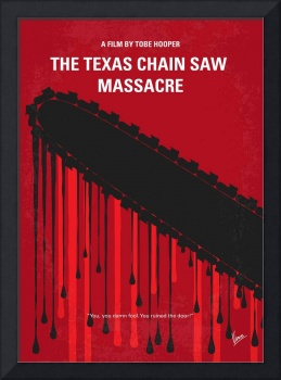 No410 My The Texas Chain Saw Massacre minimal movi