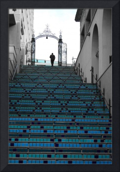 Blue Stairway to Heaven