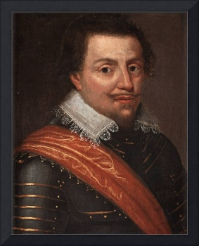 FRANS POURBUS II ATTRIBUTED TO, PORTRAIT OF AN OFF