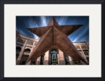 Lone Star, Texas State History Museum by Dave Wilson