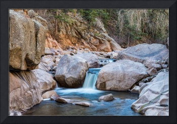 Rocky Mountain Stream