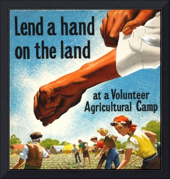 Food Production Lend a Hand!