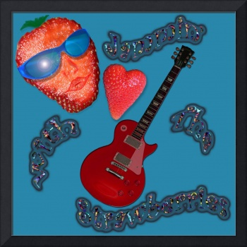 Jammin' with the Strawberries