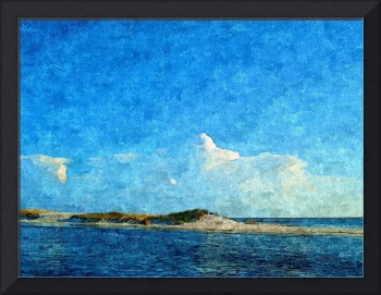 FotoSketcher - The Point at Destin DSC03042