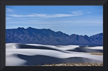 White Sands National Monument, New Mexico,USA