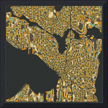 Seattle Map 2