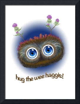 Wee Haggis by day!