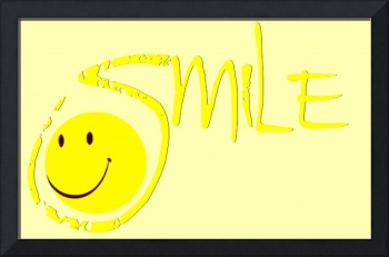 smile all yellow