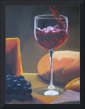 Pour me some wine!