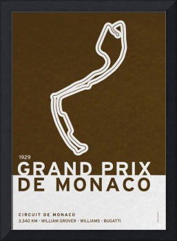 Legendary Races - 1929 Grand Prix de Monaco