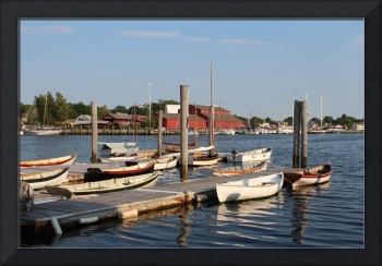 Mystic Seaport Reflections