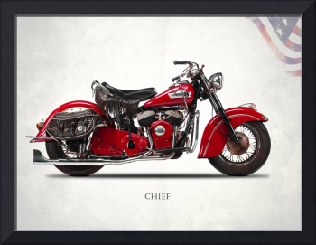 The 1950 Indian Chief