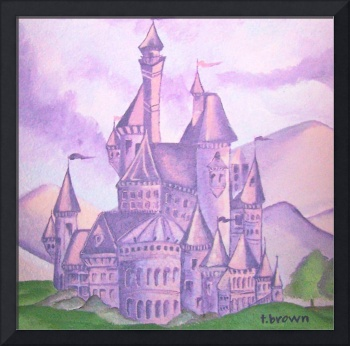 purple castle