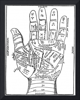 Lines and Mounts of Palmistry