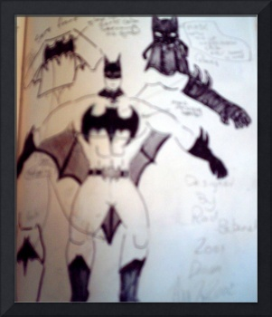 Batman design