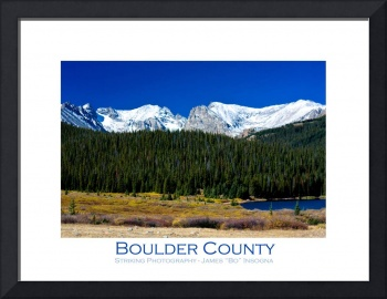 Rocky Mountains - Continental Divide - Indian Peak