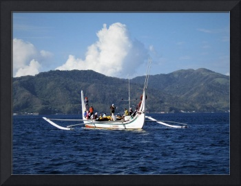 Filipino fishing boat - 6