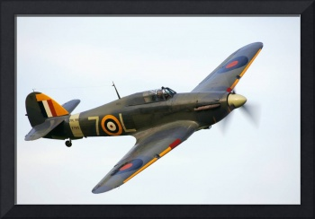 The Shuttleworth Collection Sea Hurricane
