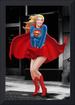Supergirl Does A Monroe