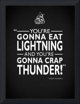 Gonna Eat Lightning