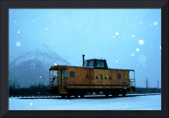 You'll Freeze Your Caboose in Alaska
