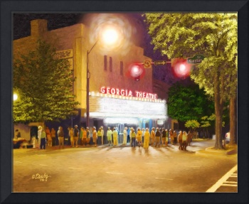 Georgia Theater in Athens, Georgia
