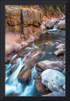 Rocky Mountain Canyon Streaming