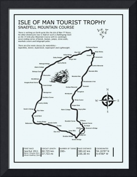 Isle Of Man TT Mountain Course