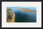 Oyster River & Hardings Beach Aerial by Christopher Seufert