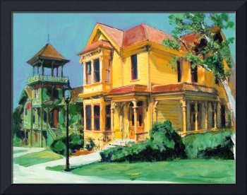 Victorian Homes In San Diego