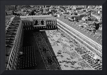 San Marco square from the top