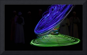 Whirling Dervish 3
