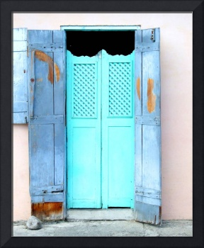 Caribbean Door IV