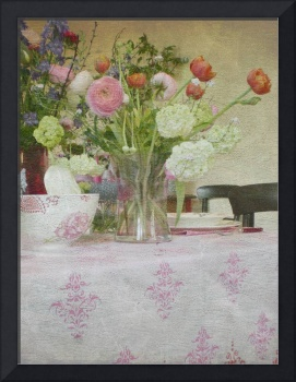 Flowers On My Table