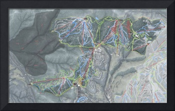 Deer Valley Resort Trail Map