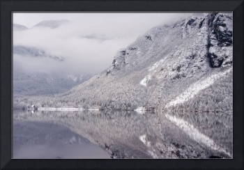 Wintery reflections