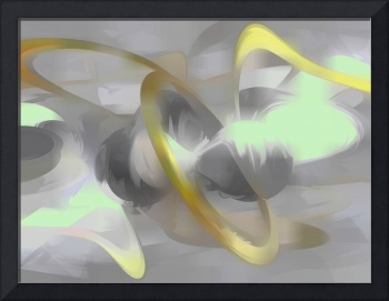 Sterling Desire Pastel Abstract