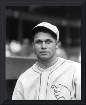 Jimmie Foxx close up