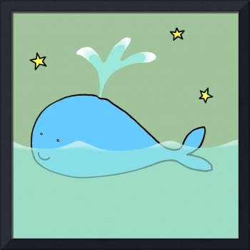 Little Squirt the Whale