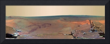 Greeley Haven Panorama Mars Exploration Rover Oppo