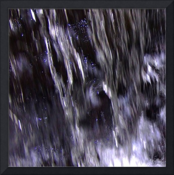 Abstract Water Falling