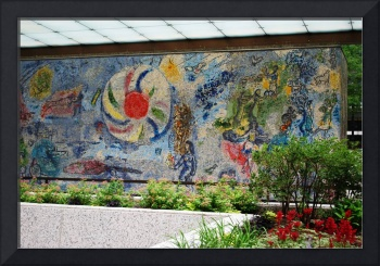 Chicago. Marc Chagall