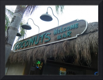 Coconuts Welcome Bar