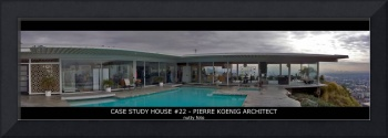 Case Study House #22 Panoramic
