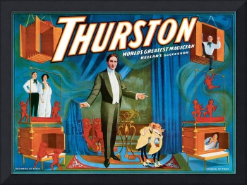 Howard Thurston - World's Greatest Magician